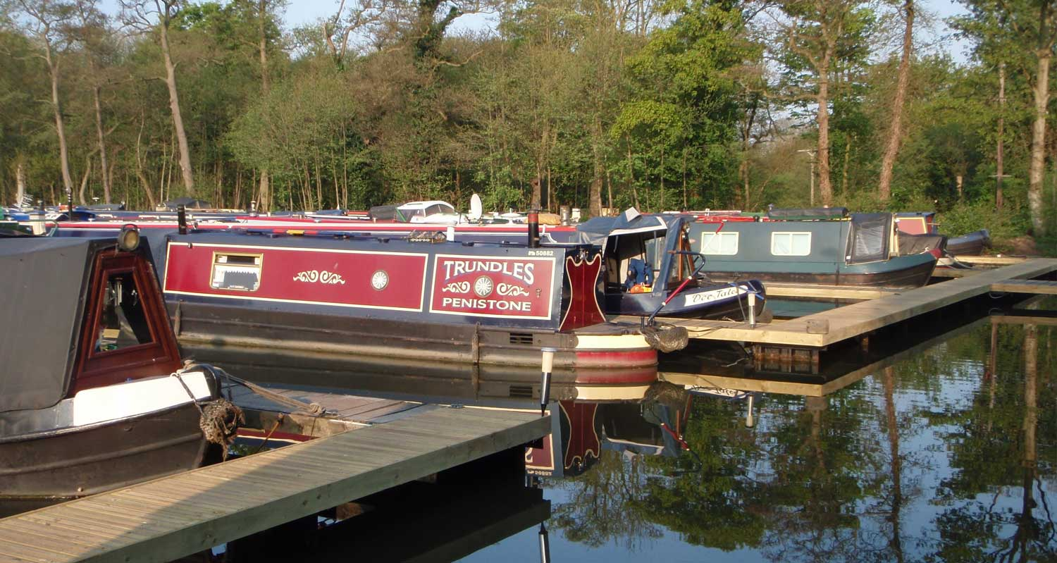 Fazeley Mill Canal Marina