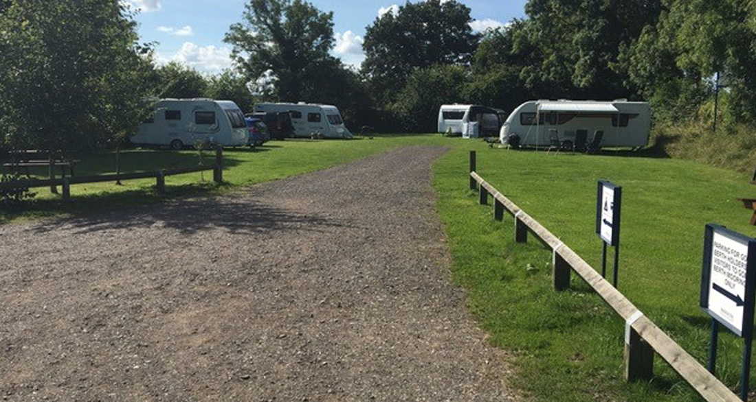 Kings Orchard Caravan Pitches
