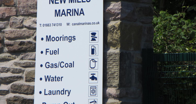 New Mills Marina
